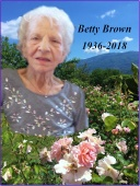 Brown, Betty